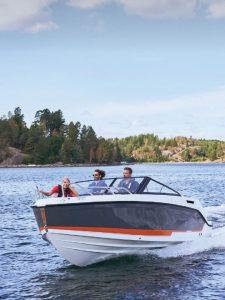 Swedish translation of press release for boats
